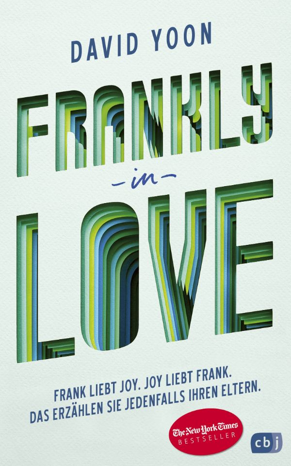 David Yoon – Frankly in Love